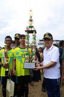 Walikota Tutup Liga Pelajar Indonesia